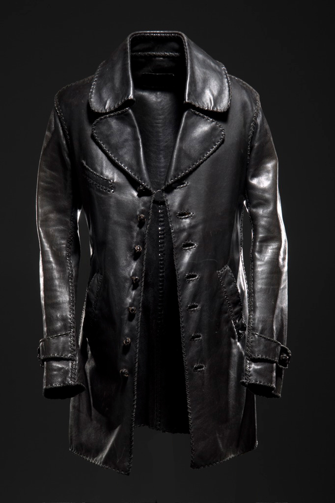 9be8c40e88dd9 The Classic Lost Art™ Men's Leather Jacket hand-made from cow Leather