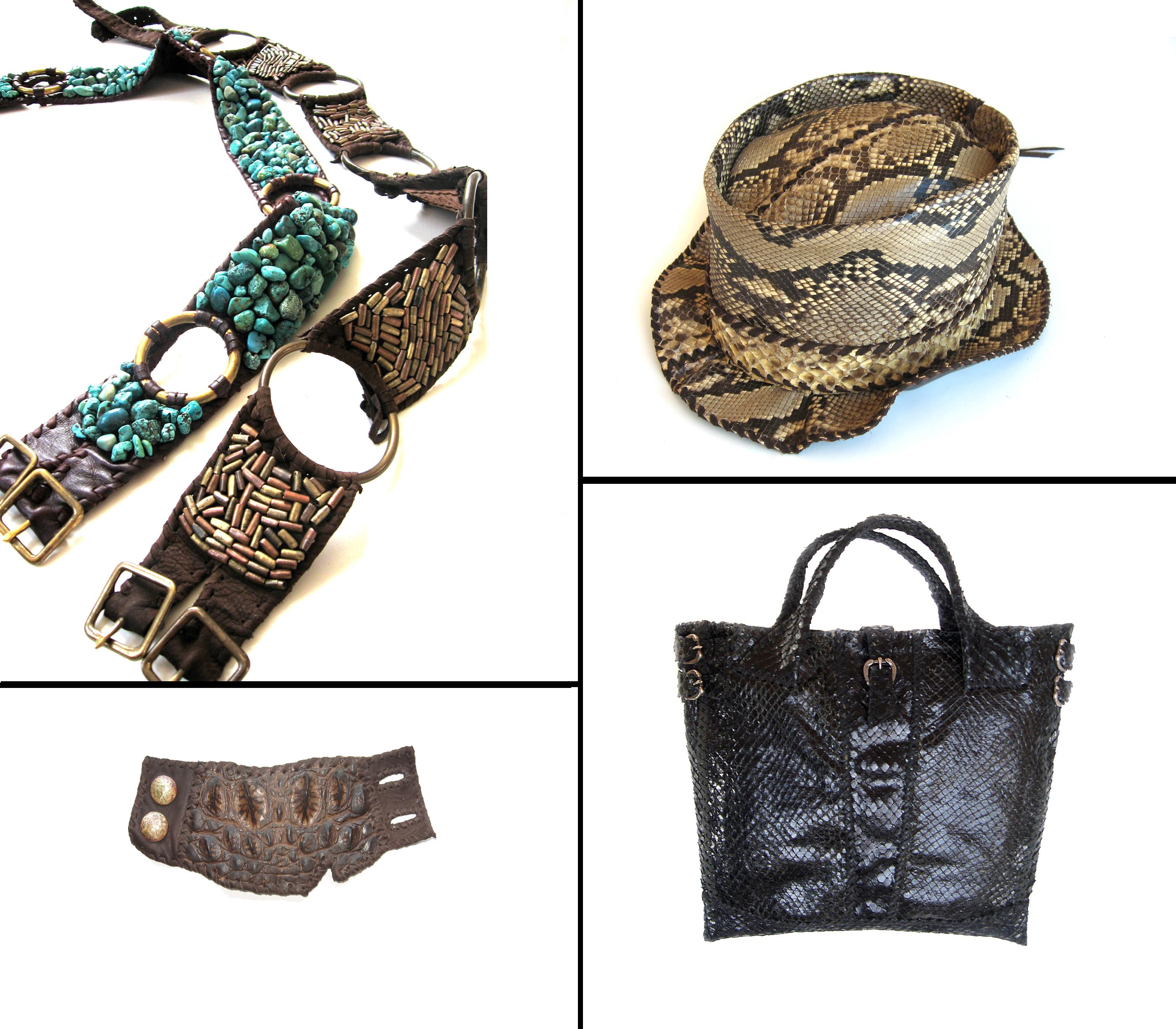 Lost Art Custom Leather Accessories